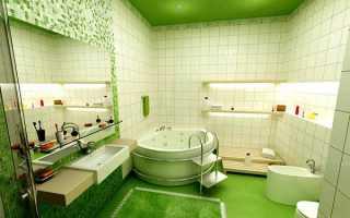 Как клеить кафель на гипсокартон в ванной
