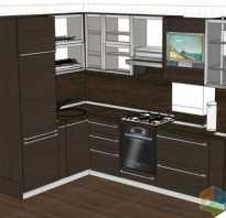 Расчет кухонной мебели своими руками