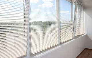 Как закрепить горизонтальные жалюзи на пластиковые окна