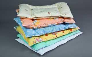 Нужна ли подушка маленькому ребенку?