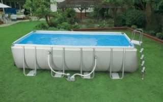 Важные преимущества каркасных бассейнов