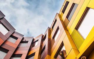 Основные виды облицовки здания