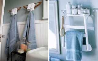 Как декорировать ванную комнату своими руками