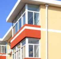 Определение размеров балкона в хрущевке