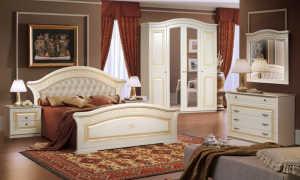 Спальные гарнитуры – фото