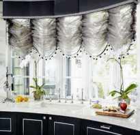 Французские шторы в декоре интерьера