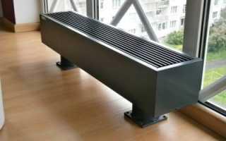 Напольные радиаторы: виды и советы по выбору