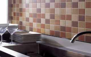 Рекомендации по укладке плитки на стены кухни