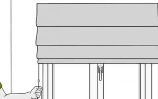 Липкая лента для штор как пользоваться