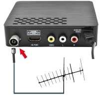Как подключить цифровую приставку? Инструкция по подключению цифровых приставок DVB-T2 к телевизору.