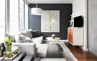 Как расположить мебель в узкой длинной комнате