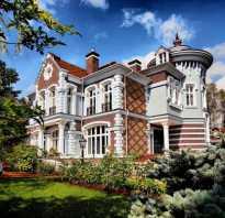 Самые красивые и необычные дома на Рублевке