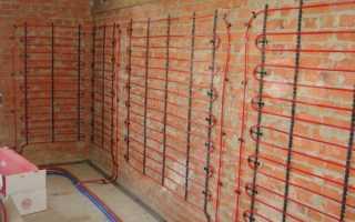 Теплые стены: водяные, электрические, инфракрасные — какие лучше?