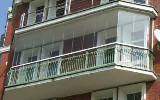 Устройство финского остекления на лоджии и балконе