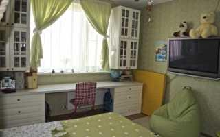 Шторы для детской комнаты: оригинальность в деталях