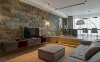 Украсьте интерьер дома камнями