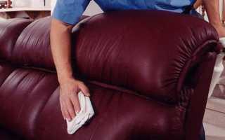 Как ухаживать за экокожей диван