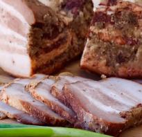 Сало вареное в луковой шелухе — самый вкусный рецепт. Засолка сала в луковой шелухе: секреты и рецепты