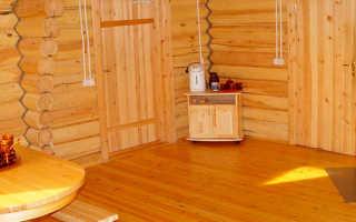 Чем покрыть пол в бане: советы по устройству напольного покрытия
