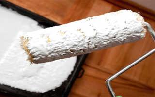 Особенности побелки потолка разными материалами