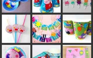 Как украсить шарами детский праздник своими руками