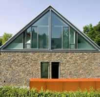 Переделка крыши дома под мансарду – расширяем жилую площадь