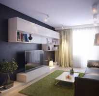 Интерьер маленькой гостиной – фото, советы