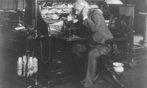 Эволюция телефона: путь от говорящего телеграфа до смартфона. Изобретение самого первого телефона в мире: история создания (кратко)