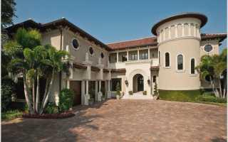 Фасадные элементы способны превратить скромный дом в сказочный замок
