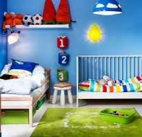 17 идей интерьера комнат для малышей
