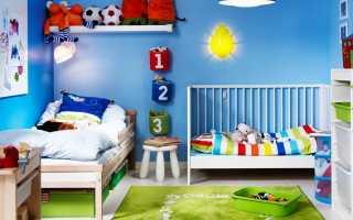 Оригинальные детские комнаты