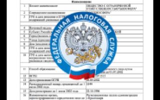 1 выписка из егрюл. Egrul nalog ru – база данных о государственной регистрации юридических лиц, ИП, крестьянских (фермерских) хозяйств