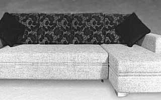 Как самому сделать угловой диван своими руками