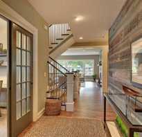 Разнообразие материалов для отделки стен внутри дома