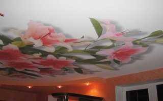 Какие могут быть идеи для потолка своими руками?