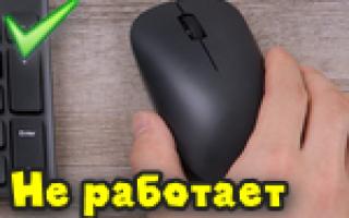 Не работает мышка на компьютере, но светится. Не работает мышка на ноутбуке — Что делать