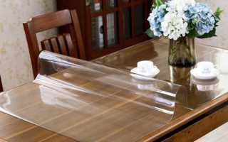 Как защитить стеклянный стол от царапин