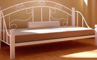 Как сделать кровать из металла своими руками