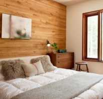 Чем еще кроме обоев можно отделать стены спальни