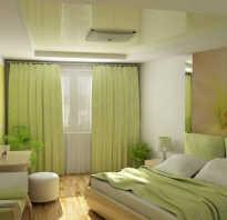 Отделка спальной комнаты: варианты и нюансы