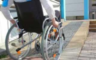 Пандус для инвалидов: размеры, требования гост и конструктивные особенности