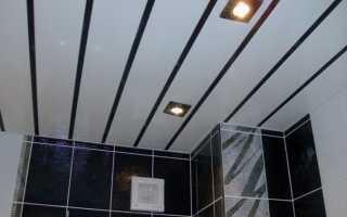 Потолок из панелей своими руками: как сделать потолок из листов пвх самостоятельно