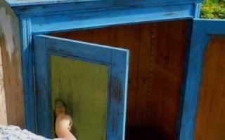Как отремонтировать старую мебель своими руками