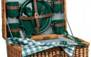 Что взять с собой на пикник: мелочи, без которых не обойтись. Что взять с собой на пикник: список еды и вещей, которые пригодятся