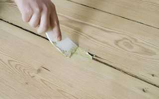 Как правильно постелить линолеум на деревянный пол
