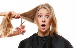 Приснилось что я подстриглась коротко. Что делать, если во сне ты сам себя подстриг