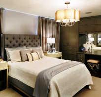 Интерьер большой спальни 14 и 15 кв. метров