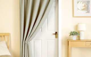 Как называются висюльки на дверной проем