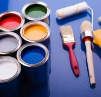 Какую краску выбрать для обоев под покраску