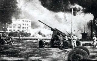 Название операции по захвату сталинграда. Кратко о Сталинградской битве: хронология
